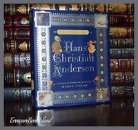 Annotated Hans Christian Andersen Fairy Tales  New Illustrated Deluxe Hardcover