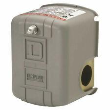 New listing Square D Fhg12J52Xbp Air Compressor Pressure Switch, 95-125 Psi