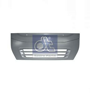 CAPSautomotive Cover  radiator grille for Iveco 504056436