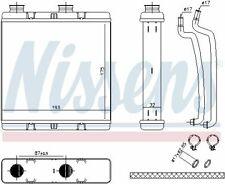 Nissens (707173) Wärmetauscher, Innenraumheizung für HONDA