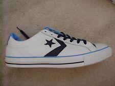 NIB Converse Star Player EV Ox White / Athletic Navy 136772C US Mens 11