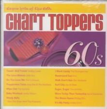 NEW Chart Toppers: Dance Hits of the 60s (Audio CD)