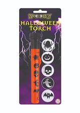 Halloween projecteur Spooky Torche Spooky Light Toy Trick Traiter Sac De Remplissage