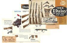 Daisy 1966 BB, Pellet and Play Guns Catalog