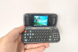LG enV VX9900 Orange Verizon Mobile Phone QWERTY texting movie prop foldable
