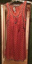 Juicy Couture, Silk Sleeveless dress with built in Slip size 2, Gently worn Gorg