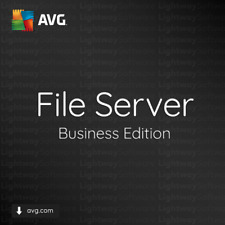 AVG File Server Business Edition 2020 - 1 to 3 years (License key)
