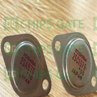 1PCS Transistor TOSHIBA TO-3 2SA679/2SC1079 A679/C1079 100% Genuine and New