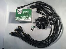 Bearmach Land Rover Discovery 1 V8 ALTA TEMP Lead Set & DISTRIBUTORE CAP rtc6551