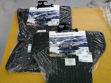 BMW Genuine Black Rubber Floor Mats SET 2007-2013 E70 X5 3.0si 35iX 82112318671