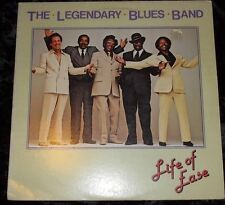 THE LEGENDARY BLUES BAND Life Of Ease LP (USA, Rounder 2029)