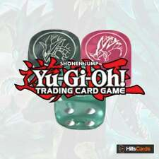 YuGiOh Dragons of Legend The Complete Series Legendary Dragons Collectable Dice