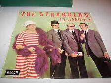 The Strangers 15 Jaar +1 LP EX Decca 193.460 Belgium