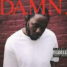 Kendrick Lamar - DAMN. [Black 180g Vinyl] New Sealed LP