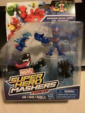 Marvel Micro Mashers Spiderman 2099 vs Venom