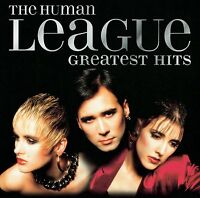 HUMAN LEAGUE  - GREATEST HITS  - CD NUOVO
