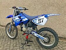 Yamaha yz125 super evo mx motocross bike 1997