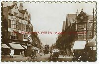 Yorkshire Hull Jameson Street Real Photo Vintage Postcard 18.7.4