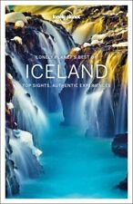 NEW Best of Iceland By Lonely Planet Travel Guide Paperback Free Shipping