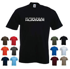 'My Other Car is a Hummer' Men's Car Funny Gift Birthday T-shirt