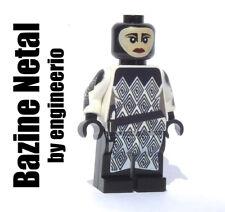 Custom Bazine Netal Minifigure star wars Maz lego bricks