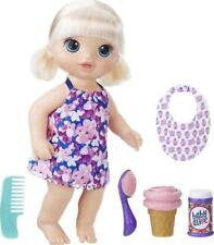 New Baby Alive Magical Scoops Baby Doll Blonde Hair C1090