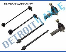Brand New 6pc Complete Front Suspension Kit for 2003-2008 Hyundai Tiburon