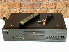 Sony CDP-XB740E QS Range Vintage Hi Fi Separates  CD Compact Disc Player