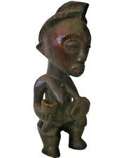 Chokwe Figur Kongo Congo Angola Stammeskunst Afrika Zentralafrika Südwestafrika