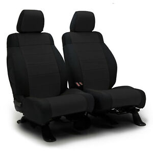 Coverking Neosupreme Black Ft Seat Covers for 2019-2021 Mercedes-Benz Sprinter