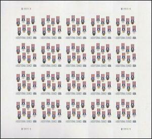 Additional Ounce (20 cents) 20 Stamps Book USPS-Uncle Sam's Hat or  Brush Rabbit