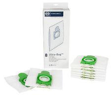 Sebo Filterbox E 8300 ER  8xStaubsaugerbeutel für Airbelt E  NEU vom Fachhändler