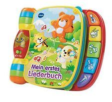 Liederbuch VTech Baby Babyspielzeug Mein erstes Liederbuch Buch Kind Spielzeug