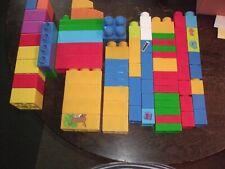 68 Pieces of Mega Bloks Toy Story 2 Buzz & 1 Alien 11 Pieces of  Lego   Box TC