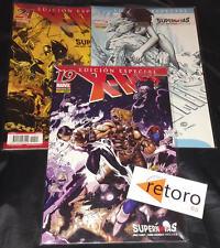COMICS COMIC X-MEN XMEN LA PATRULLA X nº 19 AL 21 PANINI NUEVOS Marvel NEW