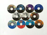 Nintendo Gamecube Lot of 11 Games Sims Spyro Harry Potter Ty 2 Bionicle & more