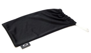 OAKLEY Microfiber Case Soft Pouch Cleaning / Storage Bag for Sunglasses - BLACK