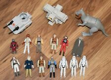 Vintage star Wars Job Lot of Figures and Accessories
