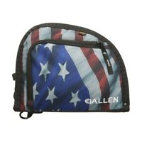 ALLEN Victory Autofit Single Handgun Pistol Case American Flag Endura 7719