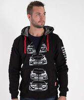 Nissan Silvia S13 S14 S15 180SX 200SX 240SX Drift JDM Car Mens Hoodie Jacket
