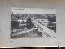 Erster Weltkrieg (1914-18) Echtfotos mit dem Thema Brücke