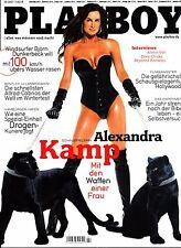 Playboy 02/2007 Februar,Wera Iwanischin, Alexandra Kamp,Carla Bruni, Armin Veh