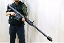 120cm M82 toy air cocking gun costume prop sniper spring action airsoft m82a1