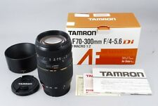 Tamron Af 70-300mm F4.0-5.6 A17 Di Ld macro Near Mint for Sony From Japan #0064
