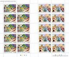 EUROPA CEPT 2006 INTEGRATION - VATIKAN 1546-47 KLEINBOGEN **