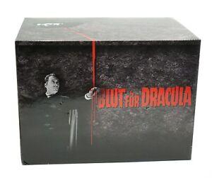 Blut für Dracula Anolis Mediabook Sarg Edition Lim 666 NEU BWare eingeschweißt