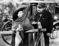 8x10 Film Negative  Marlene DIetrich Lionel Atwell Devil is a Woman 1935 #010906
