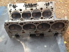Chevy small block Bow tie performance aluminum heads.