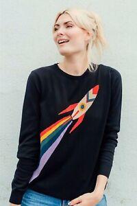 Rita Jumper - Retro Rocket Sugarhill Brighton Eco Fashion