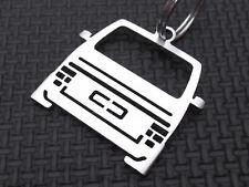 VW T4 keyring TRANSPORTER MULTIVAN TDI CARAVELLE AWD SYNCRO BUS emblem keychain
